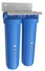 Dvojni vodni filter Big Blue Duplex Pro 20