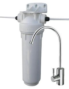 Vodni filter HF-U Pb Ster-O-Tap 0,02 mcr, podpultni, komplet s pipo