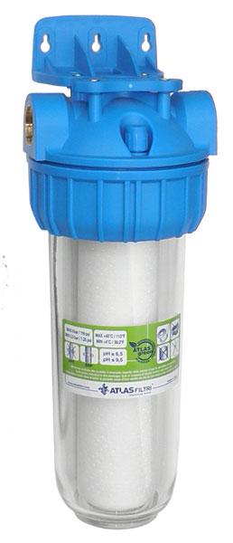 """Filter za vodo PP 5 mcr 10"""" za mehansko filtriranje vode, učinkovita zaščita pred finimi delci celotne hiše"""