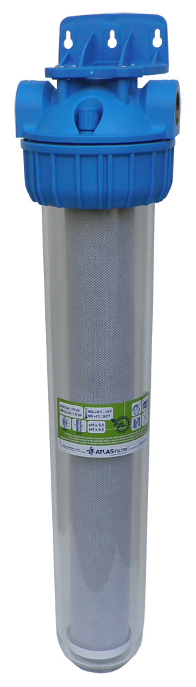 Filter za vodo z aktivnim ogljem Matrikx® CTO 5 mcr, 20 col