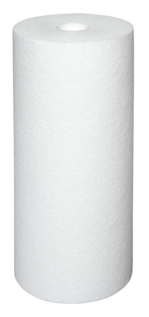 """Mehanski filtrirni vložek PP (Melt Blown) 20 mcr, BB 9 ¾"""""""