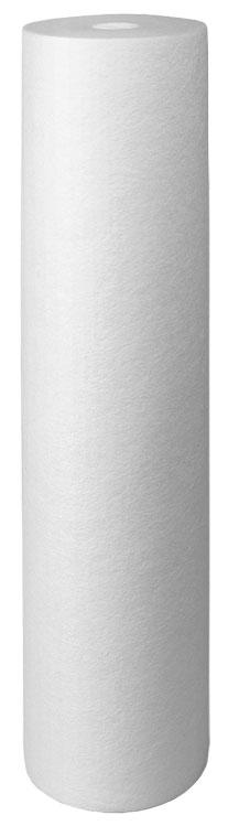 """Mehanski filtrirni vložek PP (Melt Blown) 30/10/5 mcr, BB 20 """""""