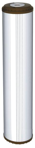 """Filtrirni vložek za odstranjevanje železa FCCFE, BB 20"""""""
