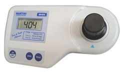 Mi404 Free & Total Chlorine Professional Photometer