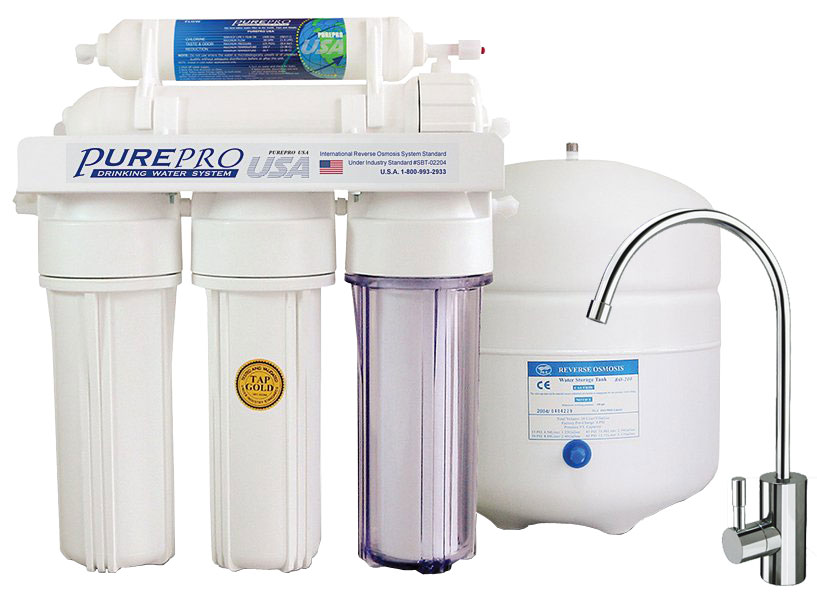 Reverzna osmoza PurePro EC105 100 Pro