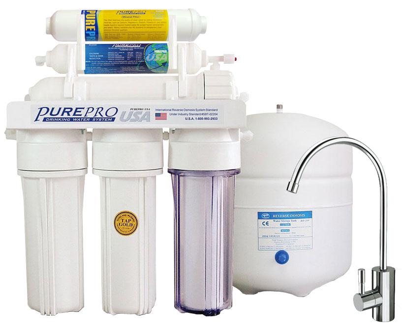 Reverzna osmoza PurePro EC106 100 Pro Mineral