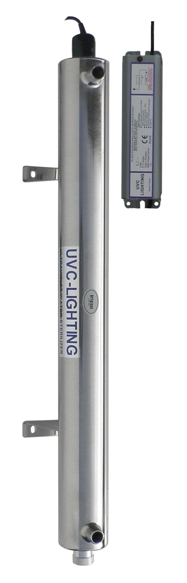 UV sterilizator vode PurePro 12 GPM