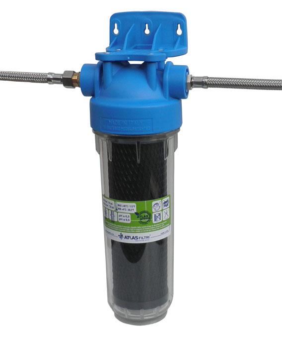 Vodni filter AquaMetix® 2 mcr, podpultni